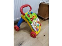 VTech Sit-to-Stand Learning Walker for baby