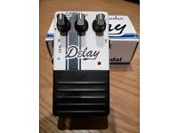 Delay Pedal Fender competition delay