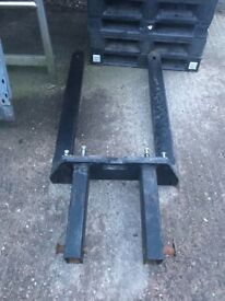 FORKLIFT FORKS ATTACHMENT FOR SALE