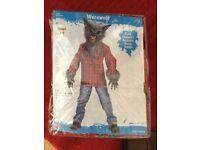 Werewolf Child Halloween Costume