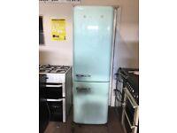 Smeg fridge freezer FAB32RFG pastel green 3 months warranty free local delivery!!!!!!!