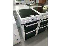 🟩🟩 PLANET APPLIANCE - 50CM WIDE LOGIK ELECTRIC COOKER WITH WARRANTY INCL!