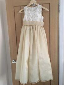 Childrens Bridesmaid Dress