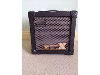 Roland 20x cube amplifier