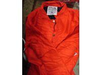 Thermal boiler suits work overalls new pioner 42 inch red Wenaas 42inch orange & red 44 inch wenaas