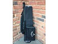 Callaway Golf Pencil Bag in Black