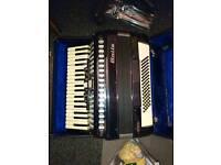 Baile celeste accordion