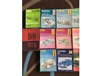 Haynes workshop manuals. From £5 or Job lot