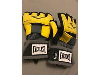Everlast training gloves £10