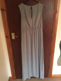Grey dress size 12 *new*