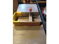 Bulldog Euro Clamp Wheel Lock--------------------SOLD
