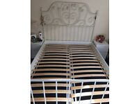 Vintage bed frame good condition