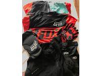 Fox Mountain Bike Clothing