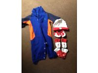 Ralph Lauren, penguin socks & converse set 6months