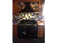 ***FOR SALE*** Leisure Rangemaster Cooker Classic Dual Fuel 110cm - GREAT CONDITION!!