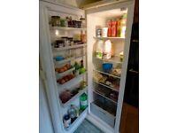 Large Bosch Frost-free fridge (white)