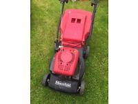 Mountfield petrol lawnmower (fixed)