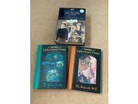 Series of Unfortunate Events Books