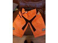 "troy lee design moto shorts size 32""waist"