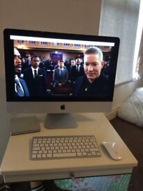 Apple imac with disc drive