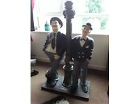 Laurel & Hardy lamp