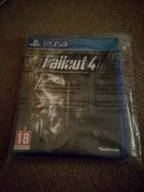 Fallout 4 for PS4 (brand new and unboxed)