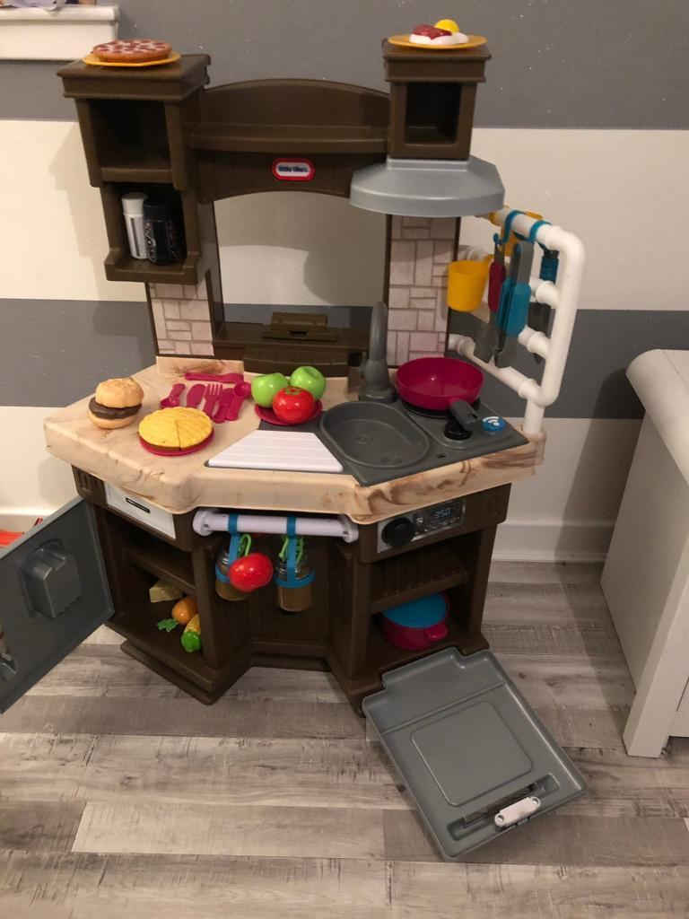 Little Tikes Cook N Learn Smart Kitchen In Cambuslang Glasgow Gumtree
