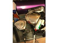 Driver and 3 wood taylormade £50
