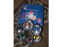 Retro/Vintage 213A2120 Mini Disco Lights E12 10w Flickering Bulb