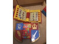 Mike The Knight Electronic Learning Toys vgc