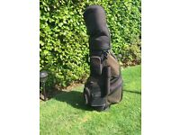 Large lightweight golf bag.