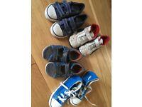 Boys shoes bundle size 10