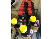 Central heating cleaner x 12. And 3 protector £ 25 Central heating cleaner x12. And 3 protector