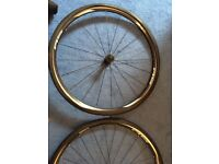 Shimano RS10 Bike Bicycle Wheelset Wheels - New Condition