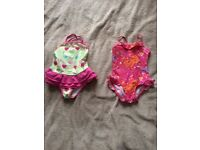 Swimming costumes, size 1,5-2 years