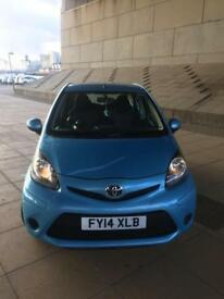 2014 Toyota Aygo Automatic very low mileage