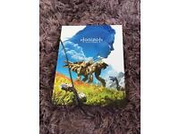 Horizon Zero Dawn Collectors Walkthrough Book in Mint Condition
