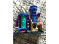 Imaginext power rangers playset