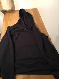 Genuine Under Armour black hoodie Medium