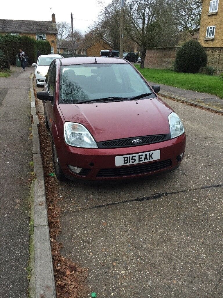 2003 Ford Fiesta 1.4 (low mileage)