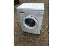 Electra Washing Machine - white