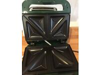 Sandwich toaster& food processor & kenwood mixer