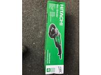 """Hitachi 9"""" Grinder"""