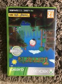 Terraria xbox game