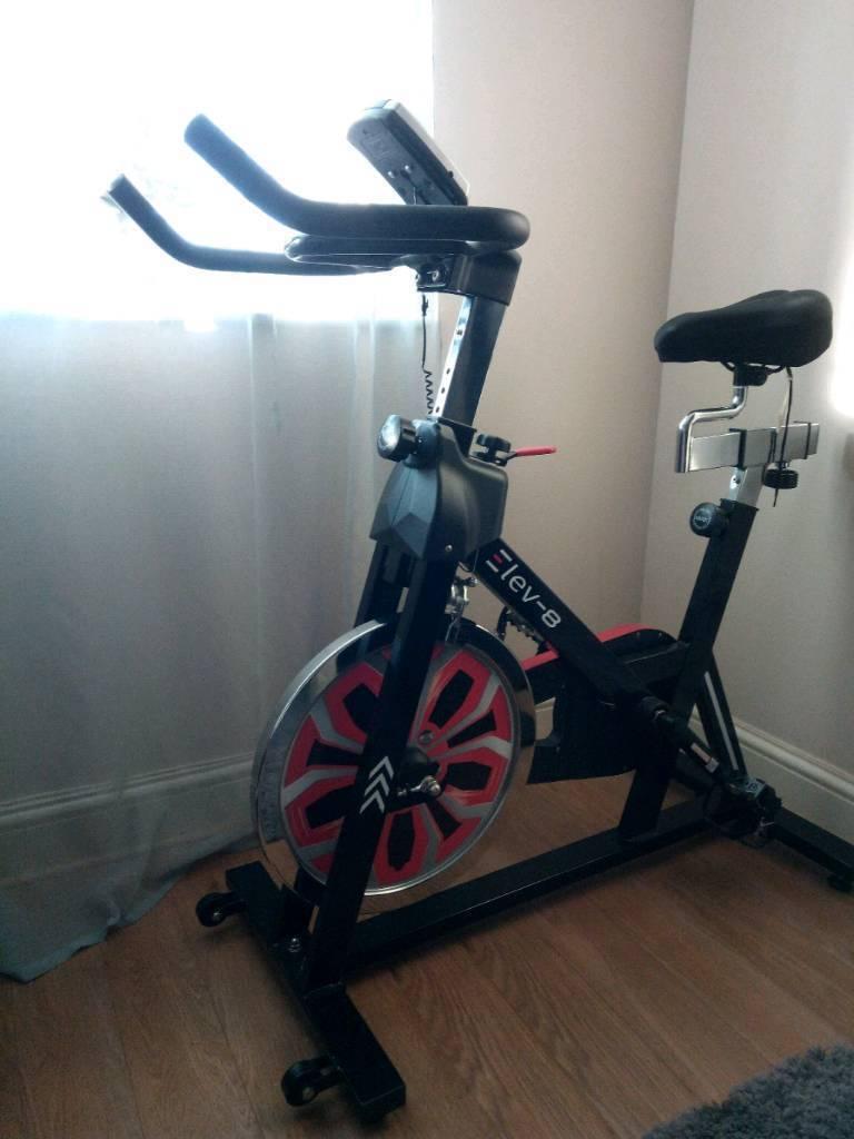 Spin Bike Fitness