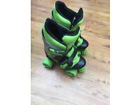 Skates roller kids size C10-C13