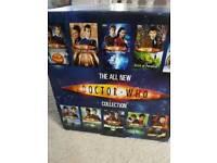 Dr Who book box set
