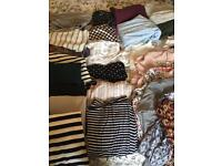 Size 12-14 woman's clothes