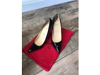 Christian Louboutin New in Box Pigalle 100 size 4