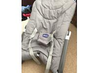 Chicco Pocket Relax Travel Foldable Baby Bouncer Seat